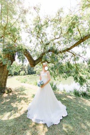 Wunderschönes Brautkleid von Elizabeth Passion