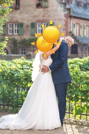 Wunderschönes Brautkleid von Fara Sposa