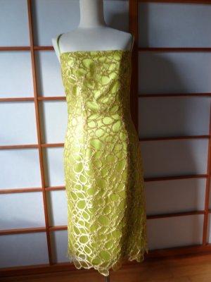 Bolsa verde pradera-color oro