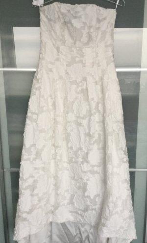 Wunderschönes Corsagenkleid #Brautkleid #Standesamtkleid