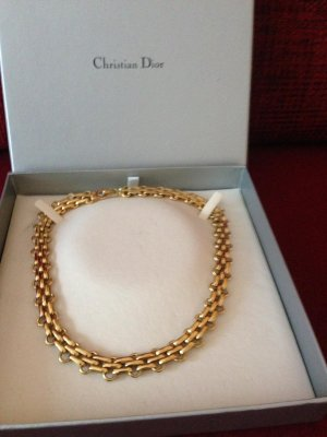 Christian Dior Collier goud