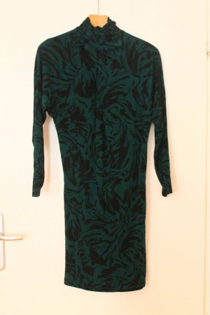 wunderschönes drapiertes Kleid von Ganni neu
