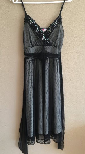 Wunderschönes, einmal getragenes Tüllkleid im Lingerie-Style von Lipsy