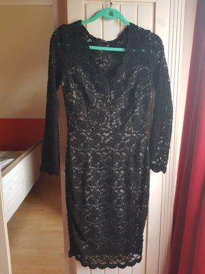 Orsay Vestido de noche negro