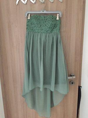 Wunderschönes elegantes Kleid, Farbe mint mit Pallieten