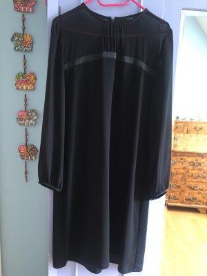 Wunderschönes festliches Kleid schwarz Hallhuber 38