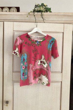 Imagini Jersey de manga corta multicolor