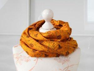 wunderschönes gemustertes indisches Tuch Schal