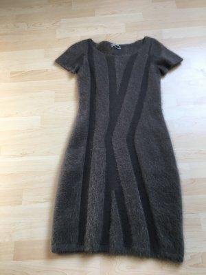 Wunderschönes graues Wollkleid von Karl Lagerfeld