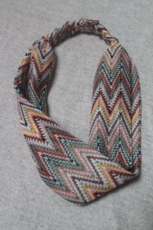 wunderschönes Haarband mit Zickzack - Muster * Must Have * ungetragen *