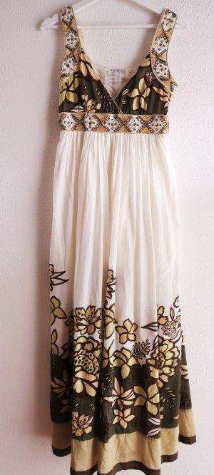 Wunderschönes, handbesticktes Sommerkleid von Magic Woman Gr. 36