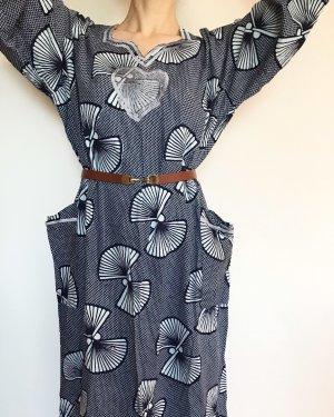 Wunderschönes Hemdkleid/ Tunika mit Retroprint