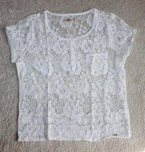 Wunderschönes Hollister T-Shirt aus Spitze