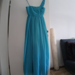 wunderschönes in Hellblau Abendkleid