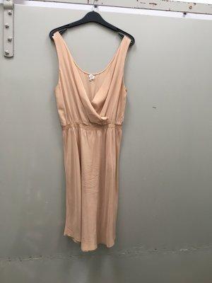 Wunderschönes Kleid 100% Seide S Gr.36 Wilfred Trägerkleid