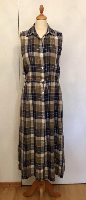 Wunderschönes Kleid aus 100% Leinen von Banana Republic, Maxi Kleid, Gr.10, 38