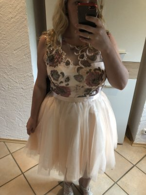4bc9f42c85934c Wunderschönes Kleid Blumenkleid Muster Hochzeit Trauzeugin 42 XL sommerkleid