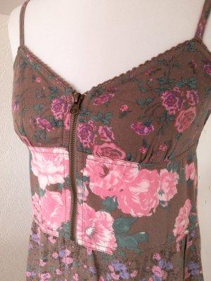 ♥wunderschönes Kleid Blumenprint von esprit by edc,Gr.36/S