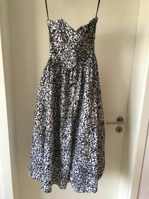 Wallis Petticoat Dress white-black