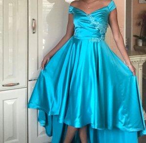 Babydoll Dress turquoise