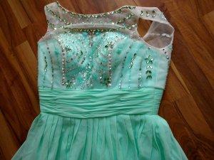 wunderschönes Kleid in Mint von Grace Karin