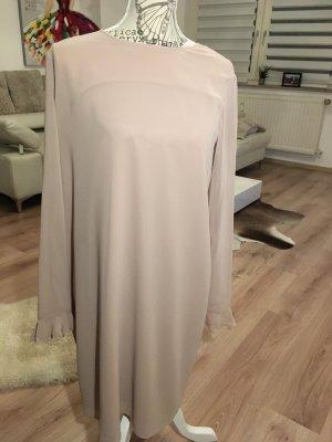 Wunderschönes kleid in nuderosé