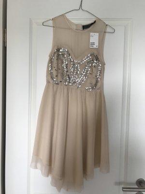 Wunderschönes Kleid mit Bestickung von H&M