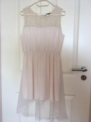 Wunderschönes Kleid mit Spitze von Atmosphere, Größe 42, Cremeweiß, wie neu!