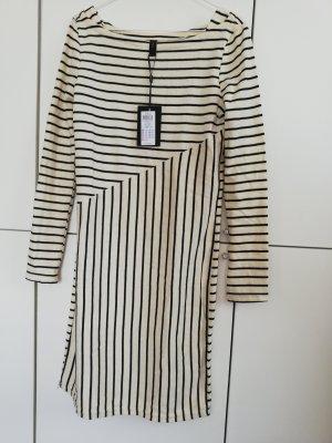 wunderschönes Kleid mit Streifen XS NEU