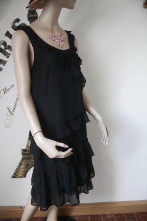 wunderschönes Kleid * Rüschen * Volants * Romantik * kaum getragen *
