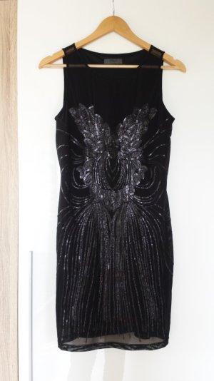 Wunderschönes Kleid schwarz s.Oliver