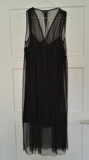 Topshop Evening Dress black