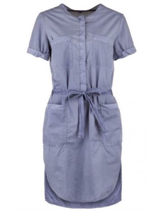 Better Rich Vestido tipo blusón azul aciano