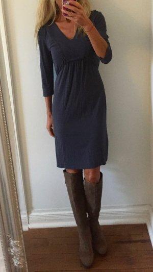 wunderschönes Kleid von MEXX * taubenblau * Gr. M 36-38
