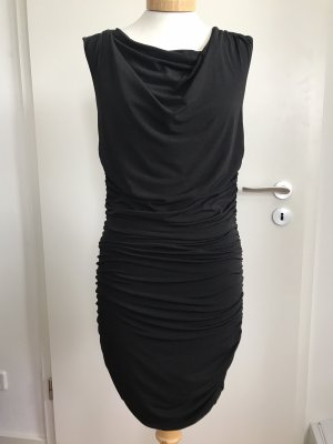 Apart Cocktail Dress black polyester