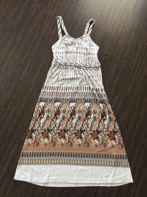 Wunderschönes Knielanges Kleid mit Mustern