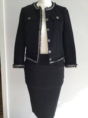 Stefanel Ladies' Suit black