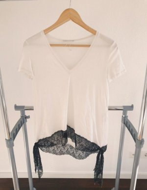 Zara Camisa negro-blanco