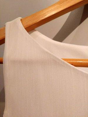 Wunderschönes leichtes, luftiges weißes Kleid, neu und nie getragen
