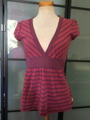 Wunderschönes lila shirt gr. 36 von s.oliver