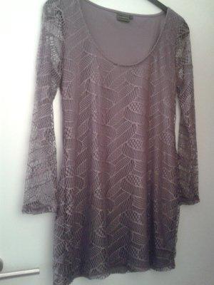 wunderschönes lila Spitzen Kleidchen Kleid -  lila flieder violett