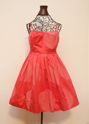 Marc Jacobs Corsage Dress pink