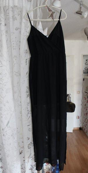 Wunderschönes Maxikleid in schwarz