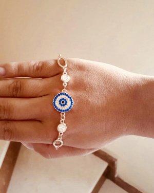 Wunderschönes Nazar/Auge Armkette