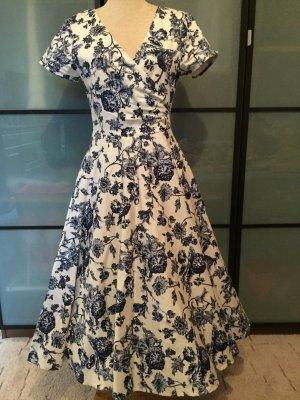 Wunderschönes Petticoat Kleid gr. XS/34 (eher S/36)