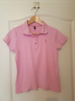 wunderschönes Polo T-shirt in rosa