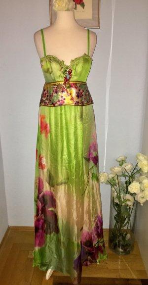 Wunderschönes Roberto Cavalli Kleid mit Seide.