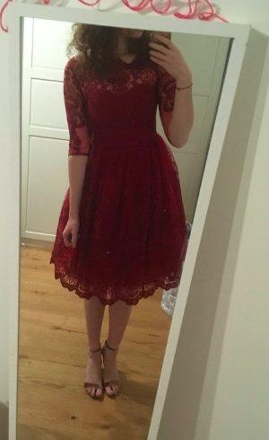 Wunderschönes rotes Kleid von Chi Chi London