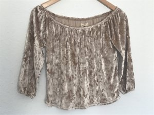 Hollister Cropped shirt nude