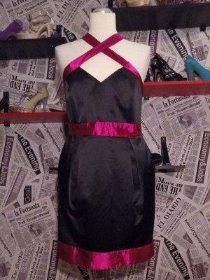 Wunderschönes Satin Kleid von asos Gr. 38 Top